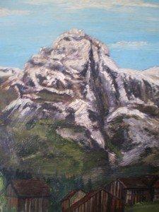 Peinture de l'auteur
